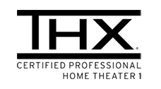 THX Certified Professional - Home Theatre 1