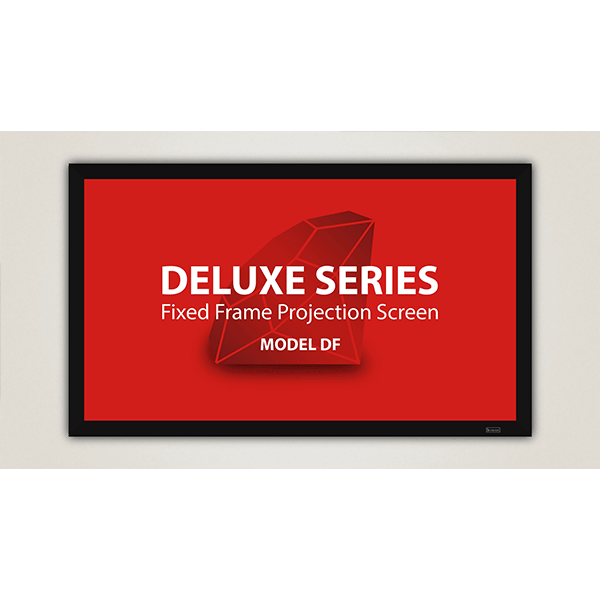 Severtson Deluxe Series Fixed Frame Commercial Projector Screen
