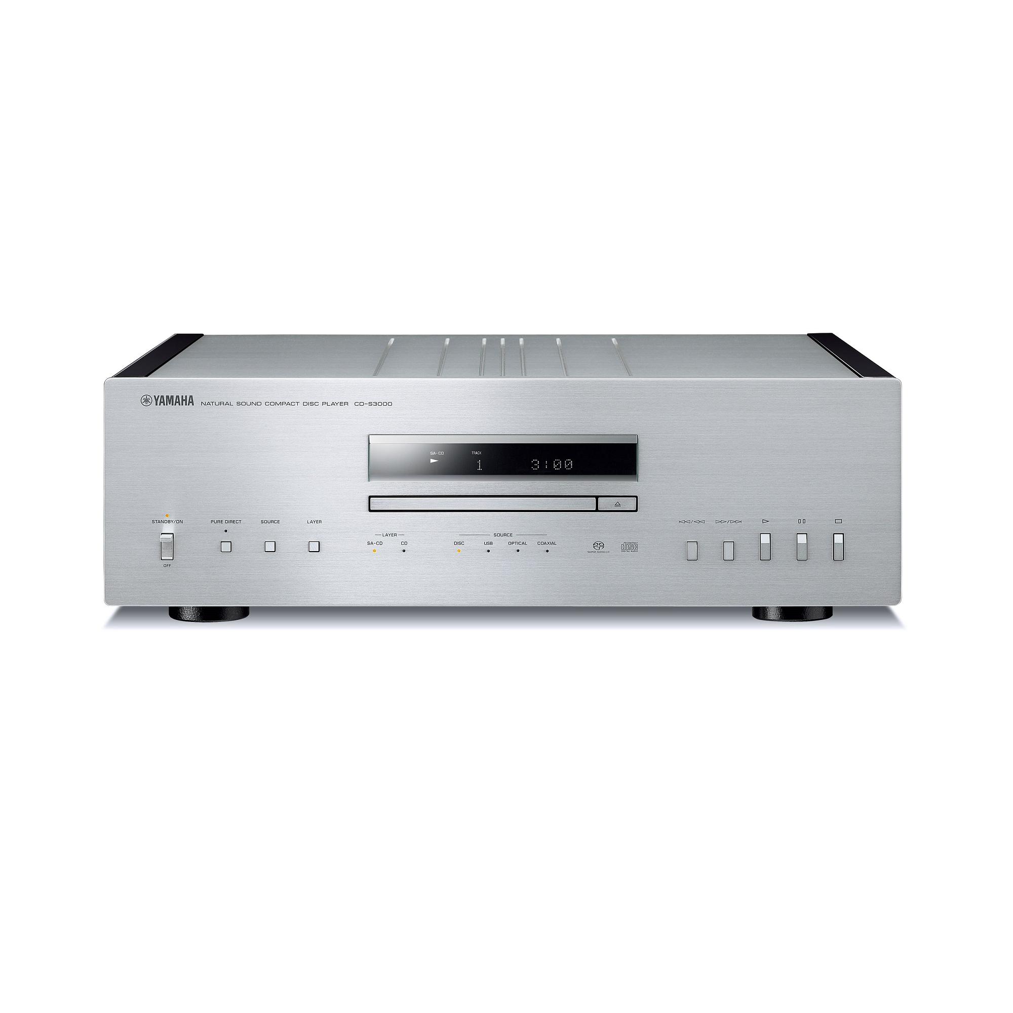 Yamaha CD Player CD-S3000