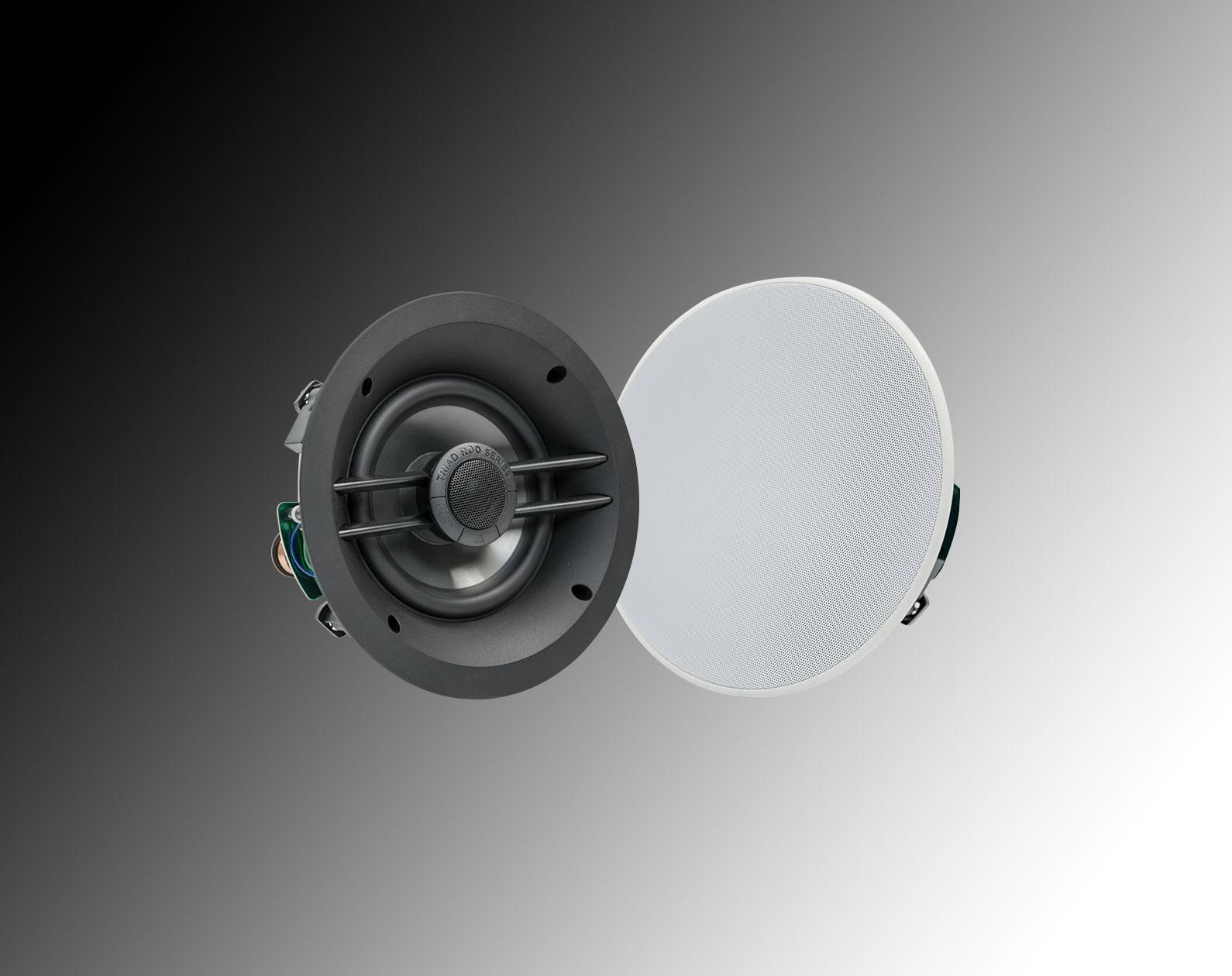 Triad Speaker In-Ceiling R06 OpenRound