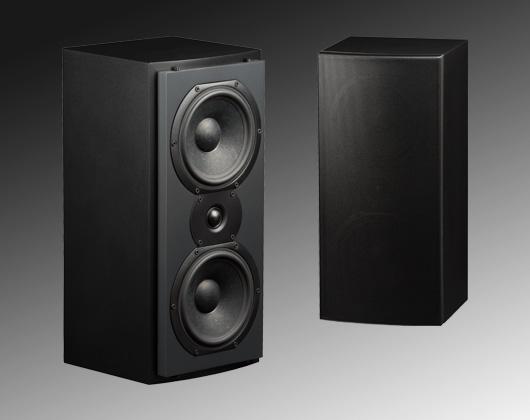 Triad Speaker In-Room Silver LCR