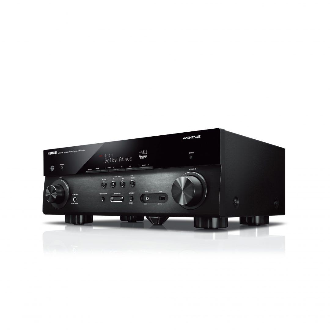 Yamaha AVENTAGE AV Receiver RX-A680