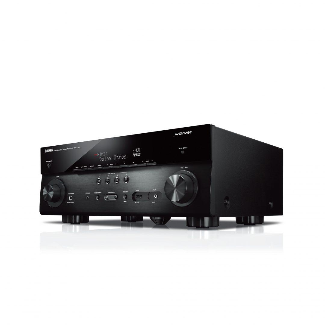 Yamaha AVENTAGE AV Receiver RX-A780