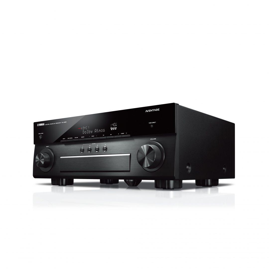 Yamaha AVENTAGE AV Receiver RX-A880