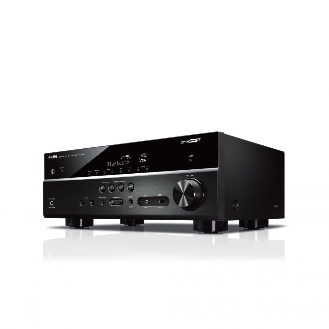 Yamaha RX Series AV Receiver RX-V485