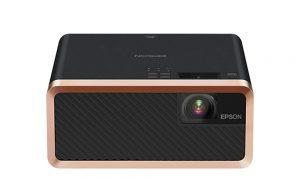 Epson EpiqVision Mini EF-100B ATV Laser Projection TV